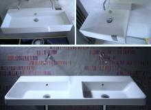Kompletace sanitární keramiky